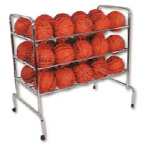 Wide Ball Rack