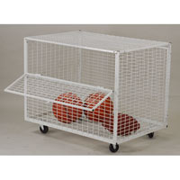 Drop Front Storage Cart